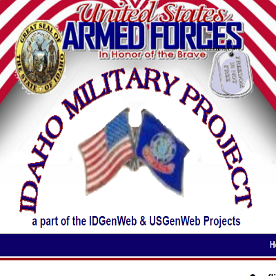 Idaho Military Project